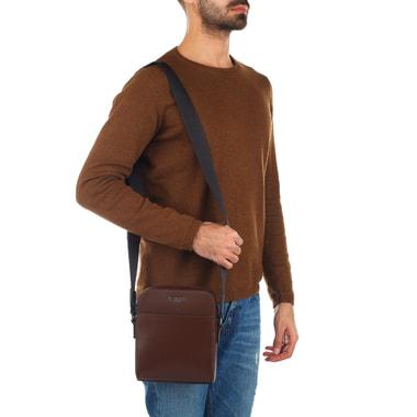 Мужская сумка-планшет из сафьяна Michael Kors Men