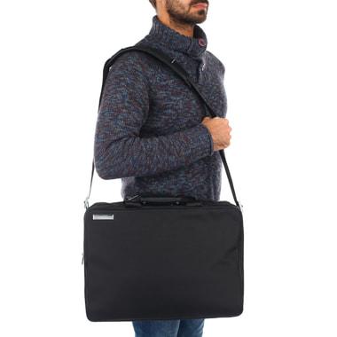 Мужская вместительная сумка со съемным отделением Porsche Design