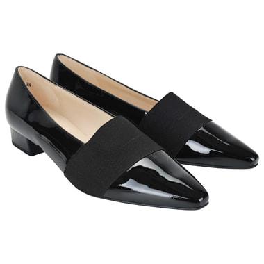 Женские лакированные туфли из натуральной кожи Peter Kaiser