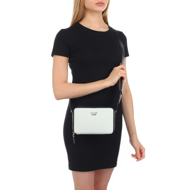 Женская сумочка на молнии Guess