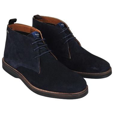 Мужские замшевые ботинки Pepe Jeans London