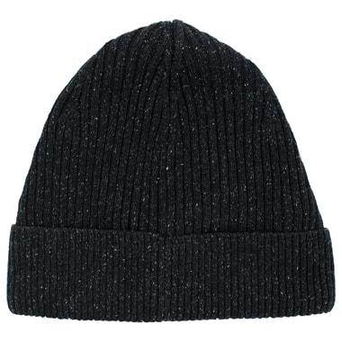 Мужская шапка черного цвета Dr. Koffer