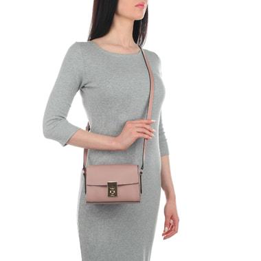 Женская сумочка с тремя отделами Furla