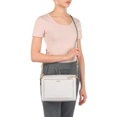 Аккуратная женская сумочка DKNY
