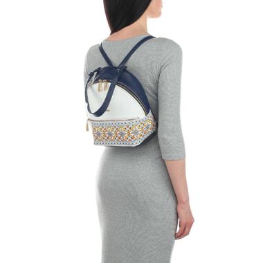 Женский рюкзак на двойной молнии Marina Creazioni