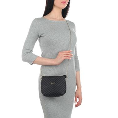 Стеганая сумочка с плечевой цепочкой Marina Creazioni