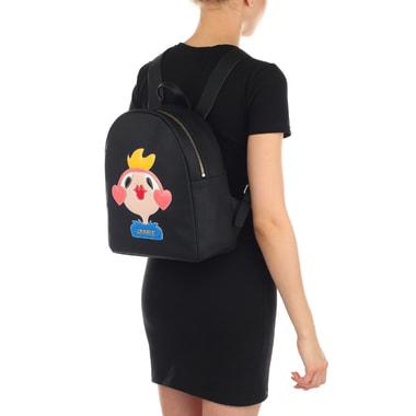 Женский рюкзак с аппликацией Love Moschino