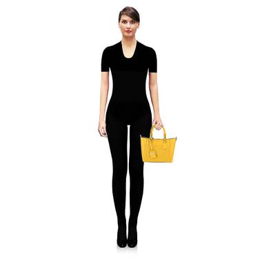 Женская кожаная сумка A.Bellucci