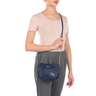 Маленькая женская сумочка из кожи Marina Creazioni