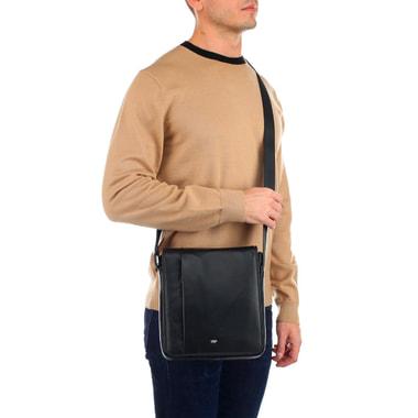 Мужская сумка-планшет из натуральной кожи Braun Buffel
