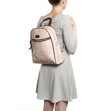 Стильный женский рюкзак с принтом Chatte