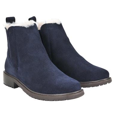 Женские замшевые ботинки на низком каблуке EMU Australia