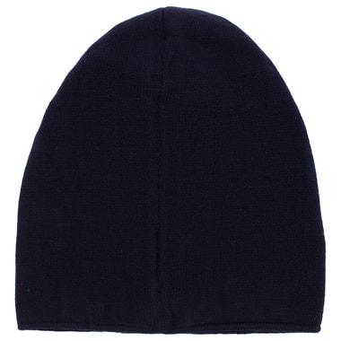 Мужская шапка синего цвета Dr. Koffer