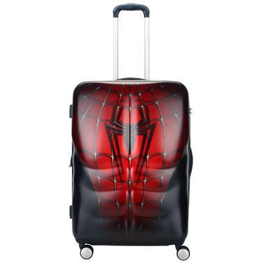 Большой чемодан на колесах Spiderman Samsonite