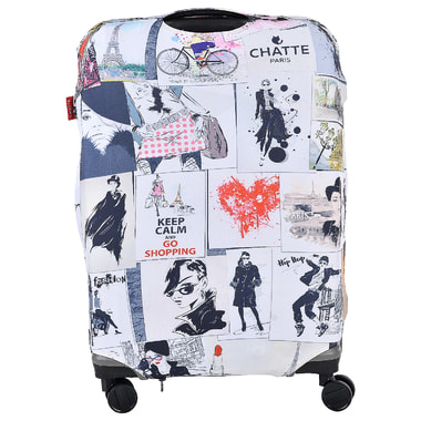 Чехол для багажа Chatte