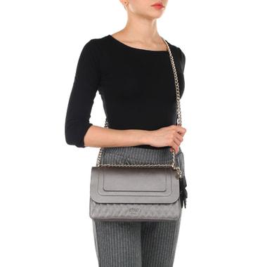 Женская сумка на цепочке через плечо Guess