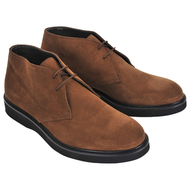 Мужские замшевые ботинки Dino Bigioni