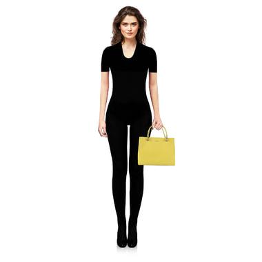 Женская кожаная сумка Aurelli