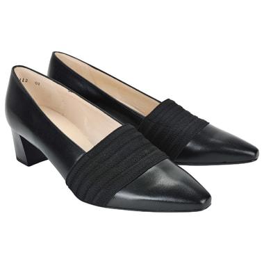 Женские кожаные туфли на низком каблуке Peter Kaiser