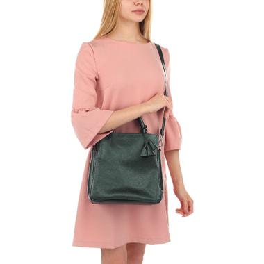 Женская сумочка из кожи Chatte