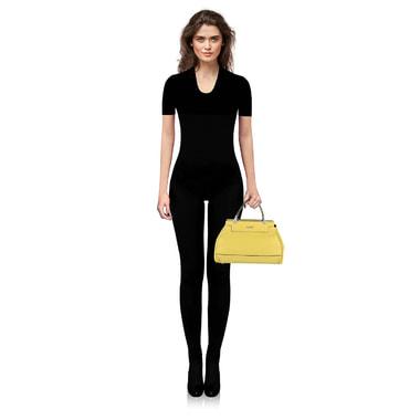 Женская кожаная сумка Ripani