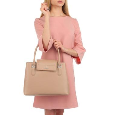Женская классическая сумка с двумя отделами Chatte