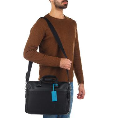 Мужская деловая сумка с плечевым ремнем Calvin Klein Jeans