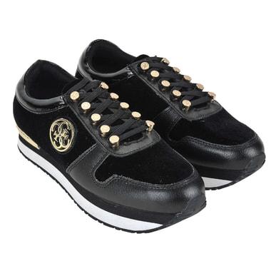 Женские комбинированные кроссовки Guess