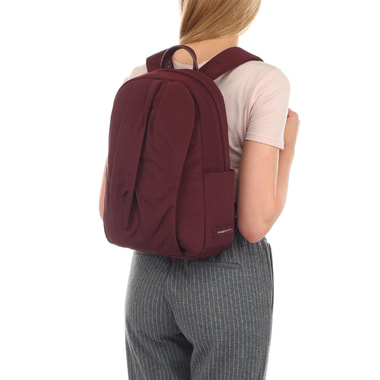 Нейлоновый рюкзак Samsonite Red