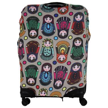 Прочный чехол для чемодана Chatte
