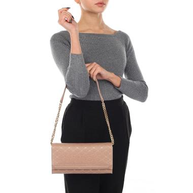 Маленькая женская сумка со съемной ручкой Blumarine