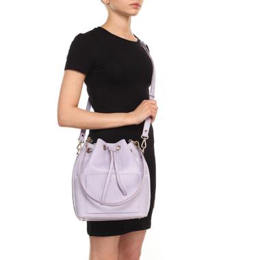Вместительная сумка из сафьяновой кожи Aurelli