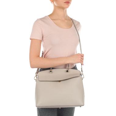 Женская кожаная сумка с плечевым ремешком Furla
