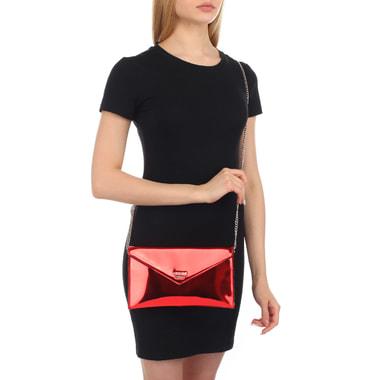 Женская лакированная сумочка Guess