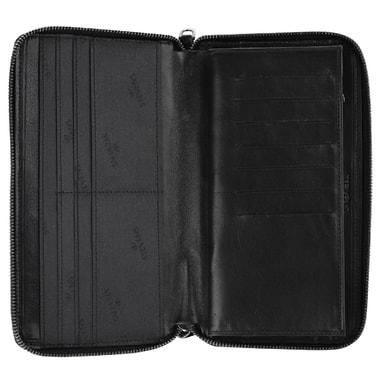 Мужское портмоне со съемным ремешком на запястье Stevens