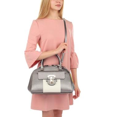 Женская сумка со съемным плечевым ремешком Cromia