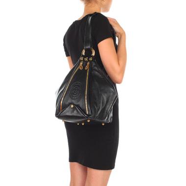 Женский кожаный рюкзак-трансформер Marino Orlandi