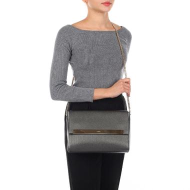 Женская сумочка из натуральной сафьяновой кожи Ripani