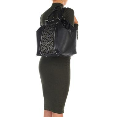 Женский кожаный рюкзак-трансформер Gilda Tonelli