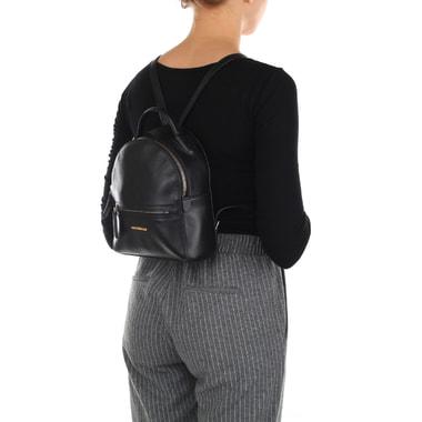 Маленький женский рюкзак из натуральной кожи Coccinelle