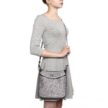 Женская сумка через плечо с принтом Chatte
