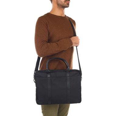Мужская деловая сумка с отделением для ноутбука Stevens