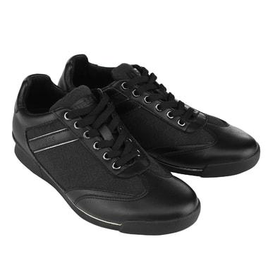 Мужские черные кроссовки Guess