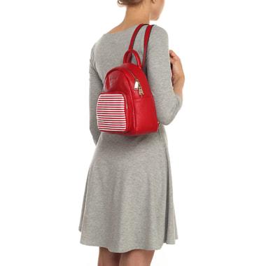 Маленький женский рюкзак из натуральной кожи Fiato Dream