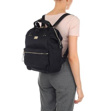 Черный рюкзак Aurelli