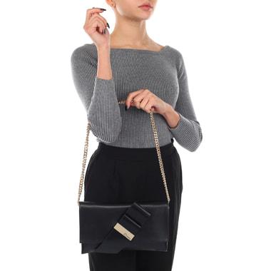 Маленькая женская сумочка со съемной цепочкой Blumarine
