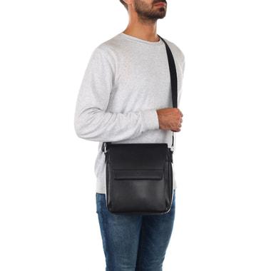 Мужская компактная сумка из прочной сафьяновой кожи Mayrhoff