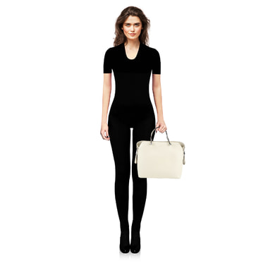 Женская кожаная сумка Chatte