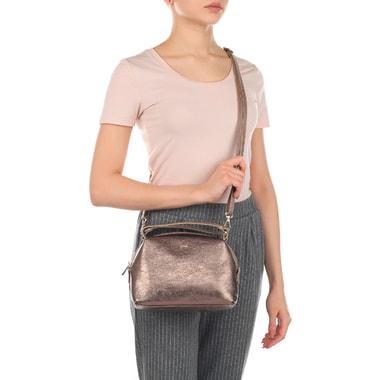 Женская кожаная сумочка с плечевым ремешком Chatte