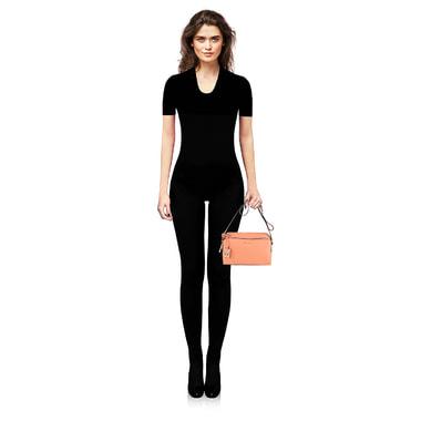 Женская кожаная сумка через плечо Coccinelle